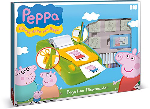 Multiprint Peppa Pig Sticker Machine by ToyMarket