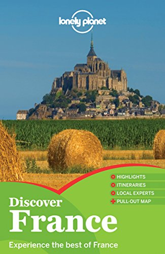 Lonely Planet Discover France (Travel (Bernard Champagne)