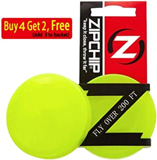 Ators Zip-Chip-Frisbee-Mini-Tasche Flexible Soft New Spin In Fangspiel Flying Disc