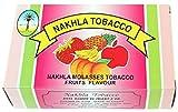 Nakhla Exotic Shisha Molasses Premium Flavors 500g For Hookah NonTobacco (Mixed Fruit)