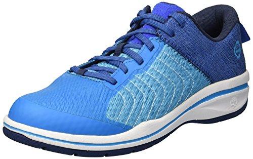 Timberland PRO Women's Healthcare Sport Soft Toe Health Care Professional Shoe, Blue, 8.5 M US
