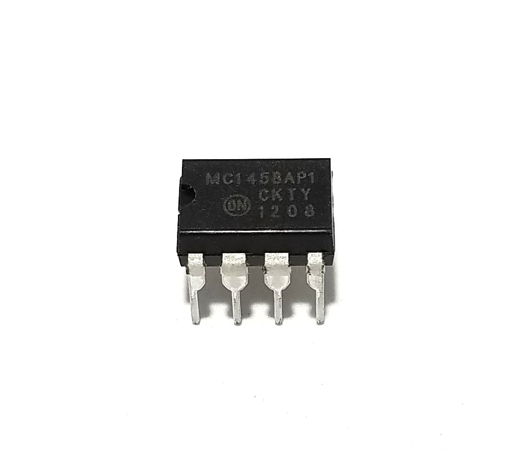 Pack of 10 ON Semiconductor MC1458AP IC Operational Amplifier