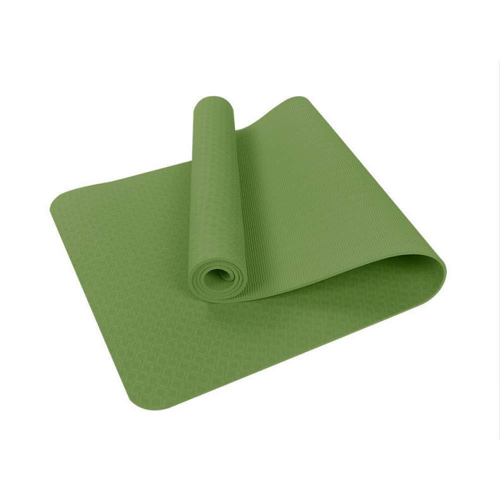 HYTGFR Estera de Yoga Antideslizante 183 * 60Cm Materiales ...