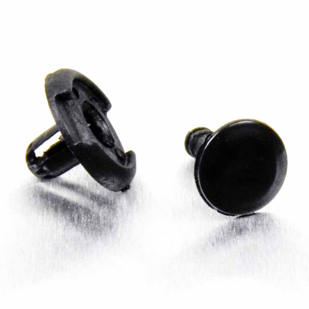 Nylon Black Pry Rivet M7