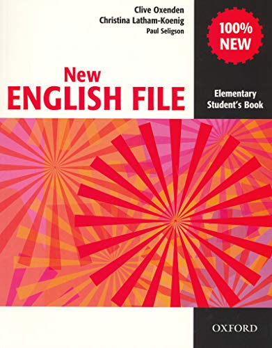 New English File (Student's Book)
