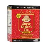 Laci Le Beau Tea S Diet Original, 60 Count (Net Wt. 5.26oz.).