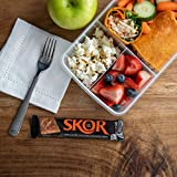 SKOR Chocolate Candy Bar with Buttered Toffee, 1.4
