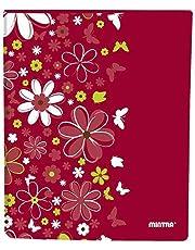 Mintra Batique Display Book 10 Pockets - Fuchsia