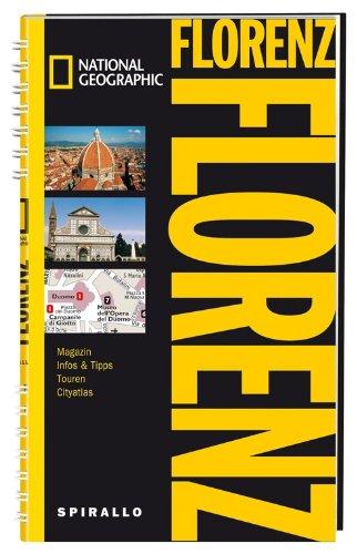 NATIONAL GEOGRAPHIC Spirallo Reiseführer Florenz