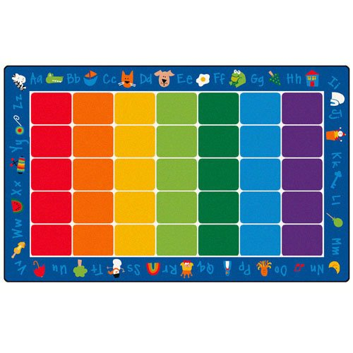 Large Classroom Rug Cheap: Preschool Rugs For Classroom: Amazon.com
