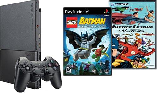 Limited Edition Playstation 2 LEGO Batman Bundle: Playstation 2 ...