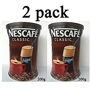 Nescafe Instant Coffee 200g (2pack) total 400g by nestle