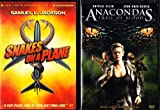 Snakes on a Plane , Anacondas Trail Of Blood : Snake Horror 2 Pack