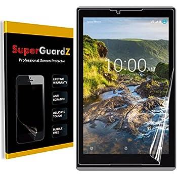 Tempered Glass Supershieldz  Ballistic Screen Protector for Verizon Ellipsis 8