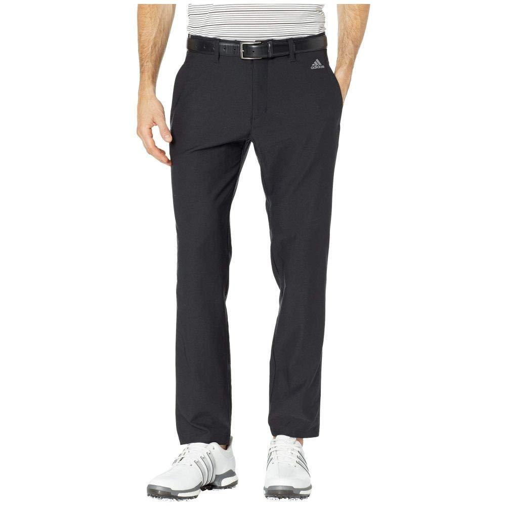 adidas Golf (アディダス) メンズ ボトムスパンツ Ultimate 3-Stripes Tapered Pants Black サイズ36X32 [並行輸入品]   B07NB1FMMX