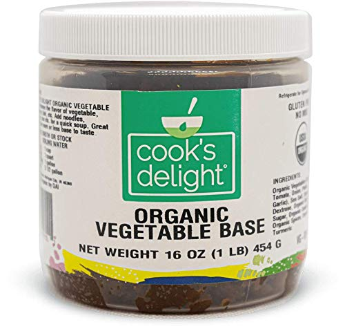 Cook's Delight Non-GMO Certified Organic Instant Vegan Stock