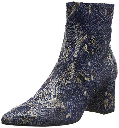 Estar Nipi Zapatillas ABYSS Mujer Azul de Casa por para Noe Antwerp Blau 1pIq4nawO