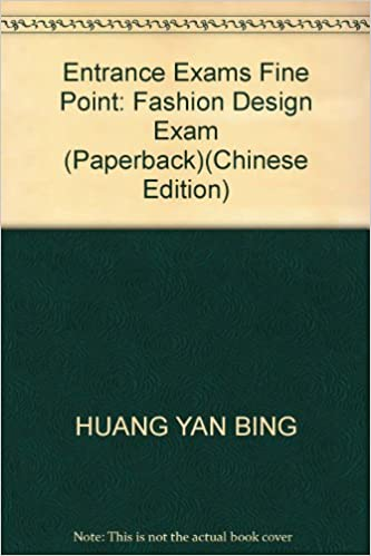 Entrance Exams Fine Point: Fashion Design Exam (Paperback)