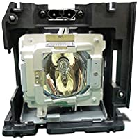 GOLDENRIVER SP-LAMP-090 Projector Lamp with Genuine Original OEM bare inside and Generic Housing for INFOCUS IN5312a IN5316A IN5316HDa