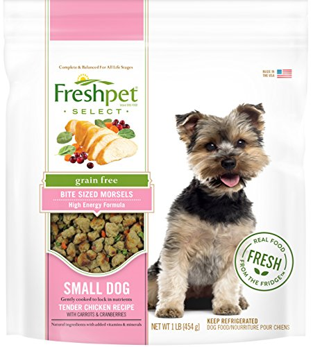 Select Freshpet Tender Chicken Recipe for Small Dogs, 1 lb