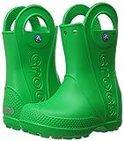 Crocs Handle Waterproof Slip On Shoes   Kids' Rain