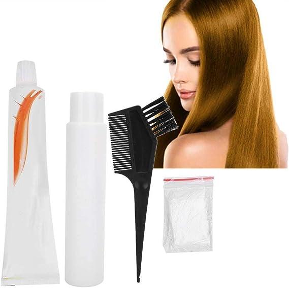 80ml Crema para aclarar el cabello Temporal Modelado de ...