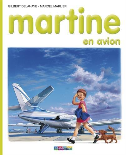 """Résultat de recherche d'images pour """"image martine prend l'avion"""""""