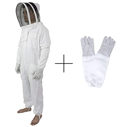Amazon.com: CTOPIA - Traje de apicultura para apicultores ...