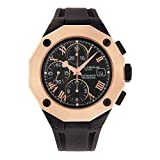 Baume & Mercier Men's 8712 Riviera Rose-Gold Chronograph Watch