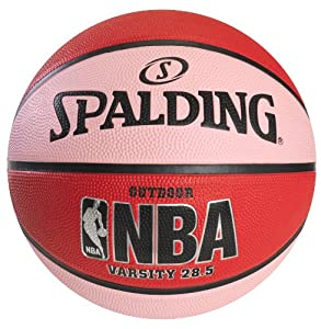 Spalding NBA Varsity Outdoor Rubber Basketball by Spalding