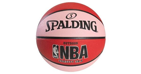 Amazon.com: Balón de baloncesto de goma Spalding NBA ...