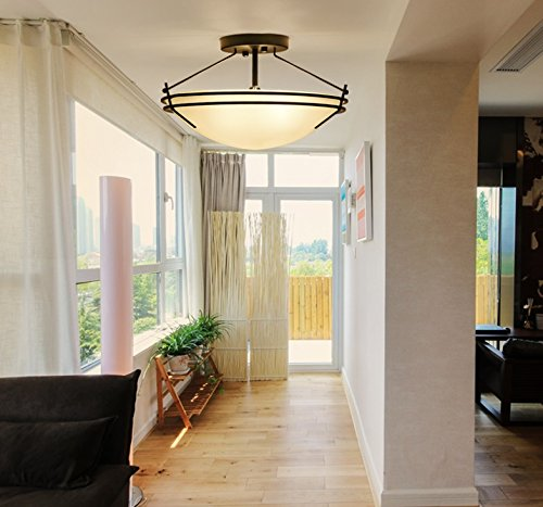 Modern Simple Led Living Room Warm And Romantic Bedroom Home Balcony Ceiling Lamp