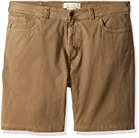 Ecoths Men's Bronx Shorts, 38, Blue Indigo