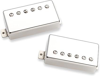 Seymour Duncan Seth Lover Set Nickel Electric Guitar Electronics