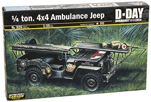 Jeep Model Kit - 9