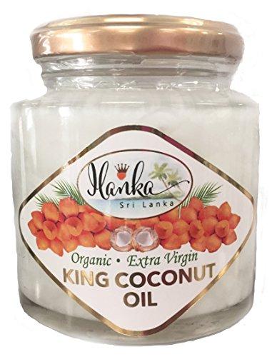 Ilanka Sri Lanka Organic Extra Virgin King Coconut Oil – Vegan