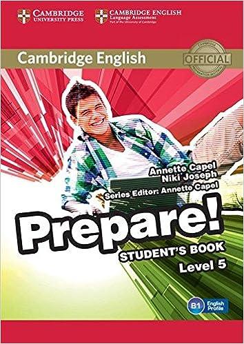 Prepare! Level 5: Student's Book