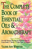 Product review for The Complete Book of Essential Oils and Aromatherapy
