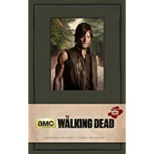 Walking Dead Hardcover Ruled Journal - Daryl Dixon