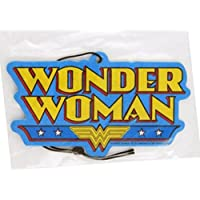 DC Comics Wonder Woman Logo Fresh Orchid Scent Air Freshener Travel Air Purifier
