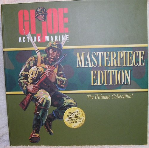 Gi Joe Action Marine (Gi Joe Action Marine Masterpiece Edition)