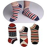 "SUSocks Men's Socks ""3 Pack"" Low Cut Ultimate Ankle Socks Cotton Liner"