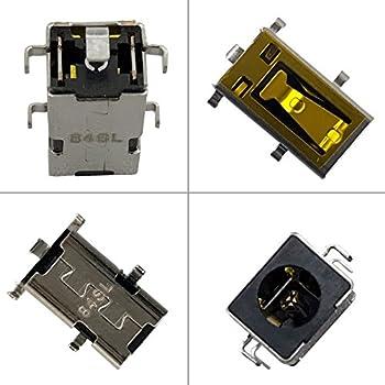 5pcs DC Power Jack Charging Port Socket For Lenovo Ideapad 100-14IBD 100-15IBD