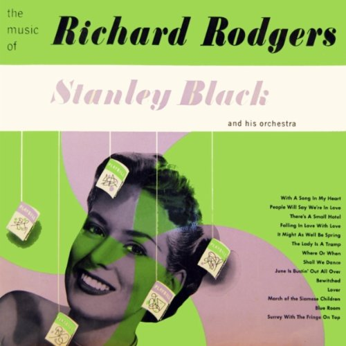 The Music Of Richard Rodgers, Pt. 2 (Rodgers Songs Richard)
