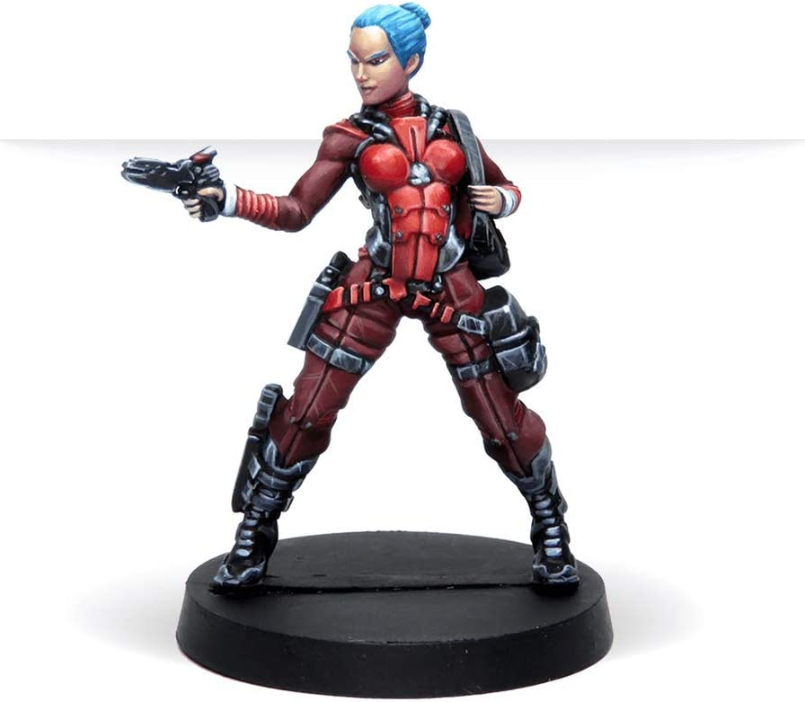 Model Color Set Infinity Nomads Exclusive Miniature