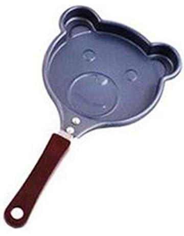 Togames-ES Mini Huevo Frito Sartén Molde Creativo Desayuno Panqueque Pan Antiadherente Utensilios de Cocina