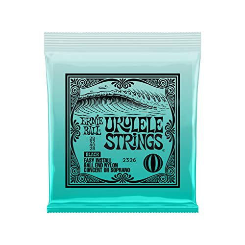 Top colored ukulele strings concert for 2019