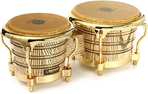 Latin Percussion LP793X Bongo Drum Matching congas available by Latin Percussion
