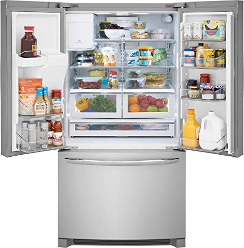 Frigidaire FGHD2368TF Gallery 36 Inch French Door 21.9 cu. ft. Total Capacity,
