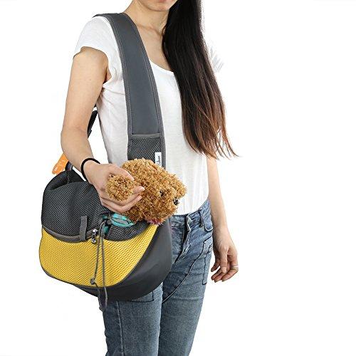 Fuloon Foldable washable Carrier shoulder